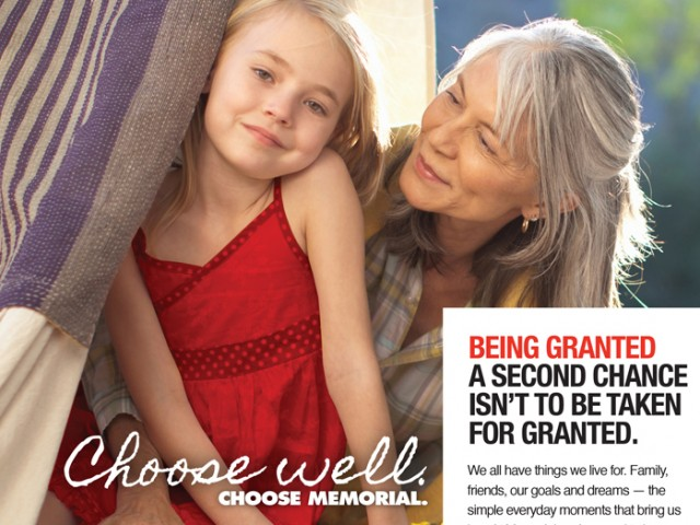 Memorial's Choose Well Campaign