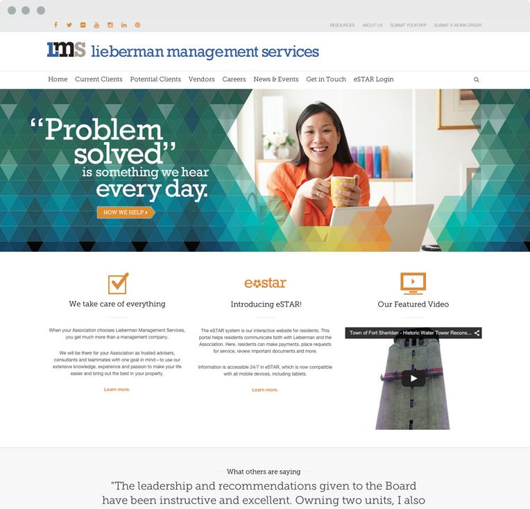 Lieberman_Homepage
