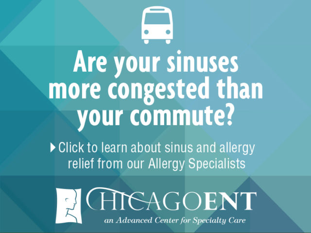 Chicago ENT PPC Ads Sinus